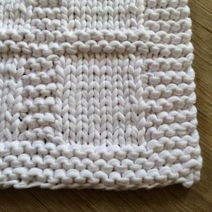 tapis tricot