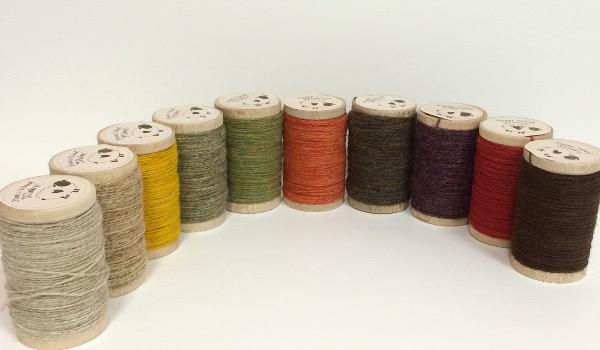 Rustic Wool Moire