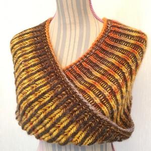 cache-coeur tricot