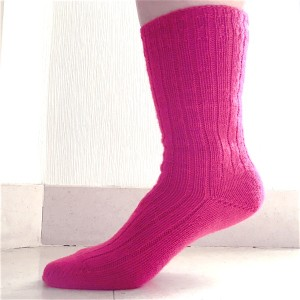 tricoter chaussettes