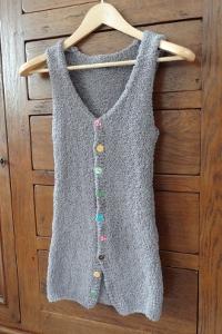 tricoter facile Gilet PhilDouce