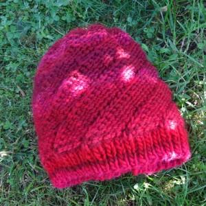 tricoter un bonnet