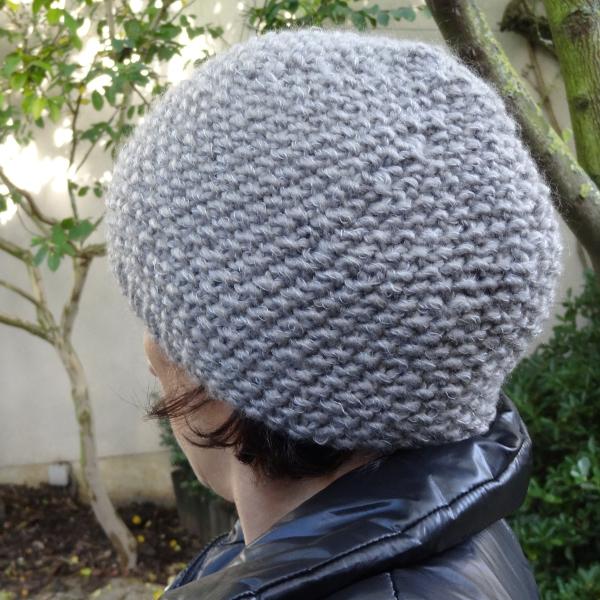 bonnets tricoter facile. Black Bedroom Furniture Sets. Home Design Ideas