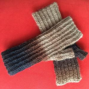 tricoter mitaines