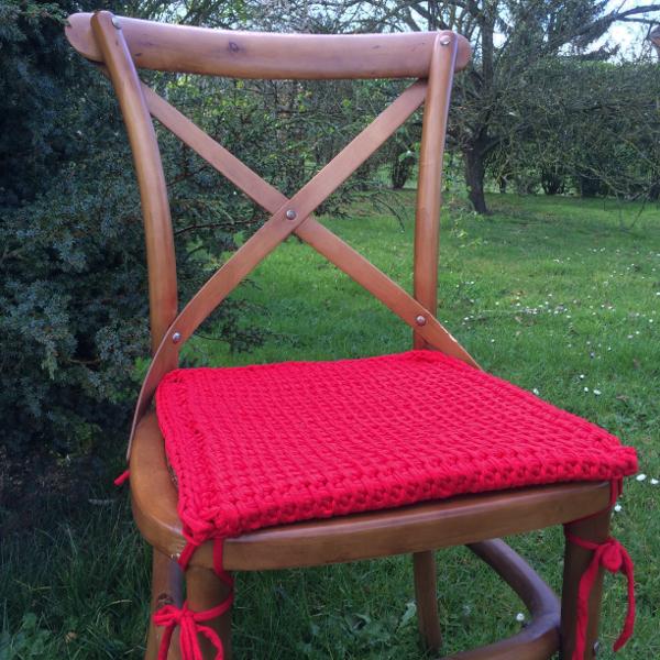 coussin de chaise trapilho